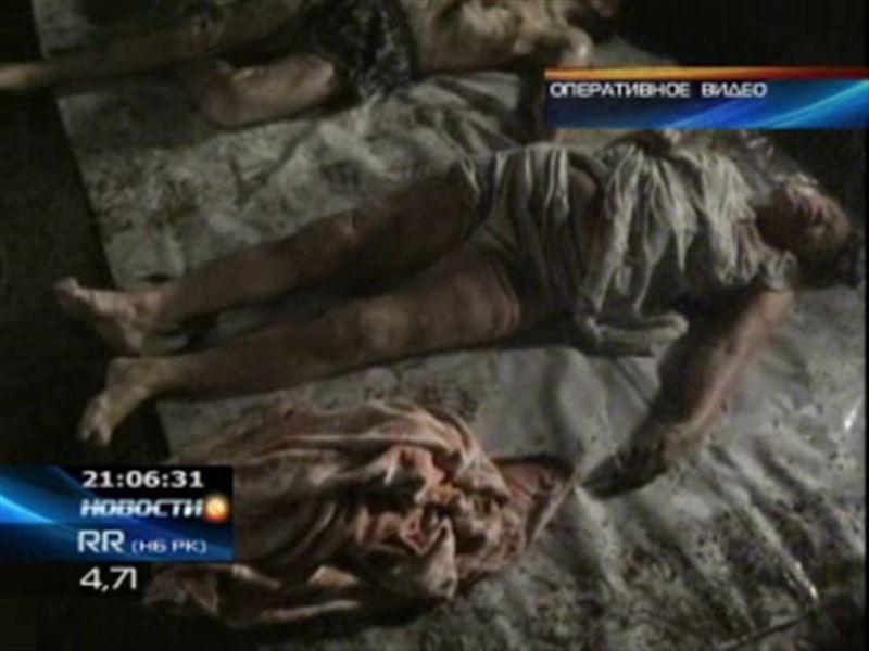 Кровавая драма в Алматы