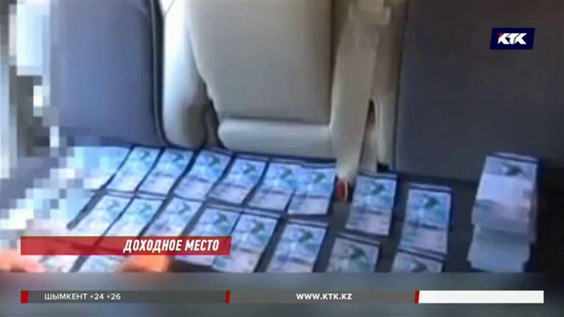 Появилось видео с задержанием налоговика, получившего 10 миллионов