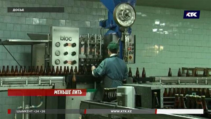 Казахстанцы пьют мало – 4 литра спирта в год