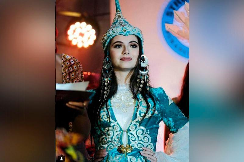 ФОТО: Қазақстандық ару «Miss Asia Pacific 2018» байқауында жеңімпаз атанды