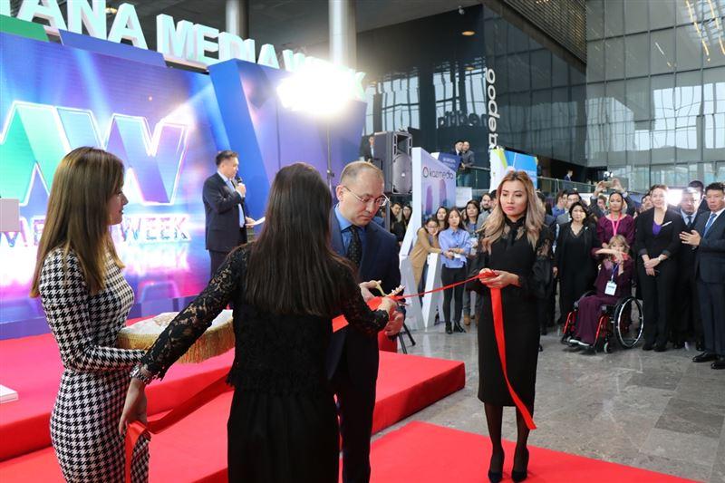 Елордада «Astana Media Week-2018» басталды