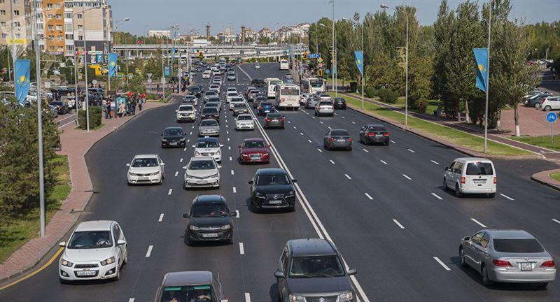Астанаға көлікпен кіру ақылы болады