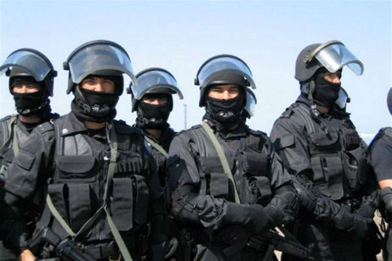 В аэропорту Алматы проводятся антитеррористические учения