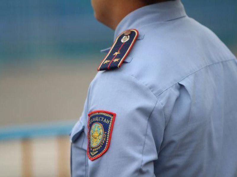 Алматыда әріптесінен жараланған полицей қаза тапты