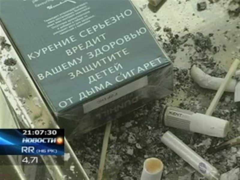 ВОЗ утвердила дизайн изображений на сигаретных пачках