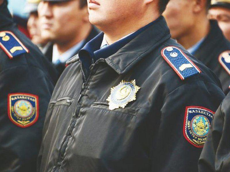 Тағы бір полицей Шымкентте қайтыс болды