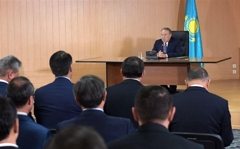 Назарбаев назначил директора Службы внешней разведки РК «Сырбар»