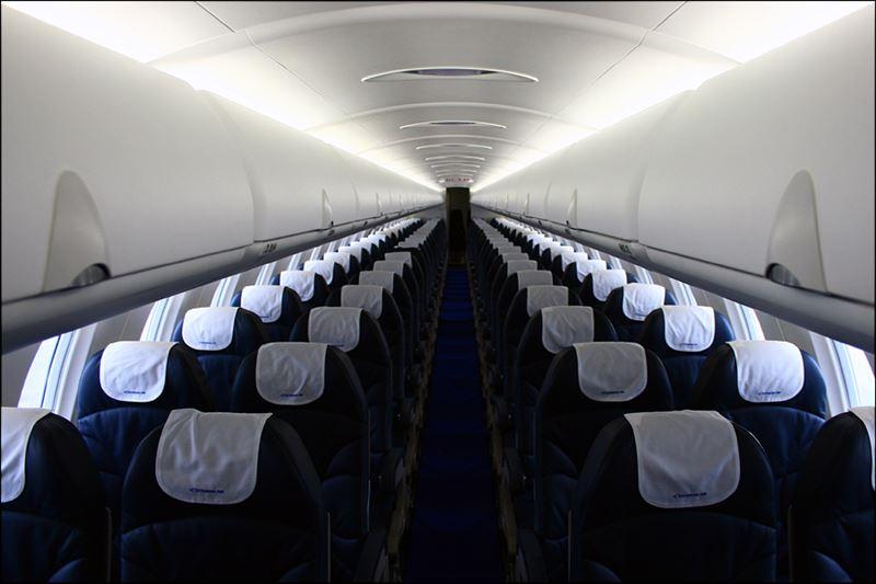 Пассажирка утроила дебош на борту рейса «Сеул – Алматы»