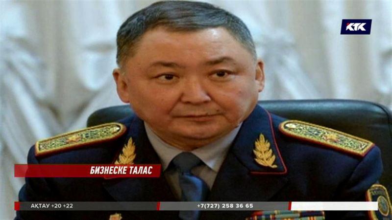 Генерал-майор Амантай Әубәкіровке қатысты дау басқаша өрбіді