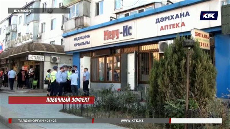 В Шымкенте под капельницей умер 30-летний полицейский