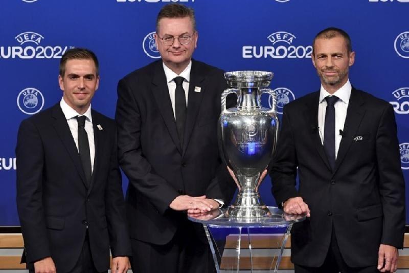Футболдан 2024 жылғы Еуропа чемпионаты Германияда өтеді