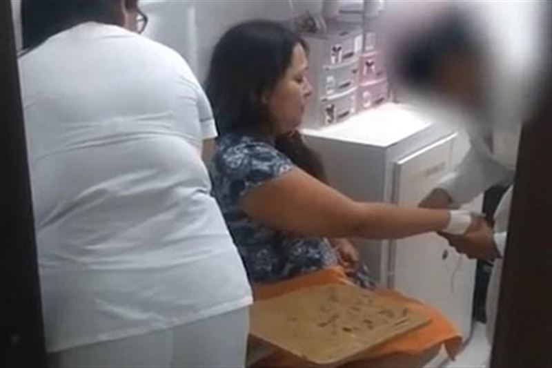Колумбийка сымитировала беременность, роды, похищение и убийство, чтобы удержать мужа