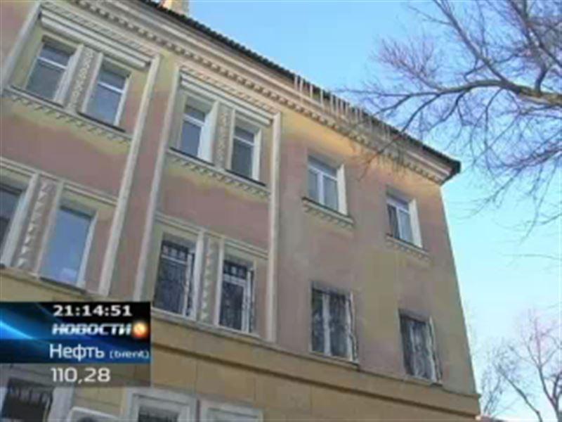 В Караганде разрушается памятник истории и архитектуры