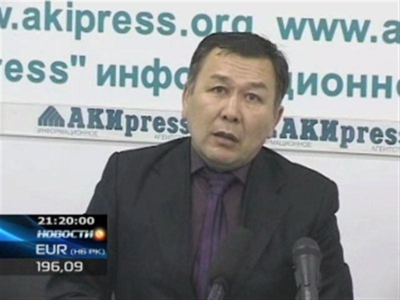 Кыргызский политик выступил с сенсационным заявлением