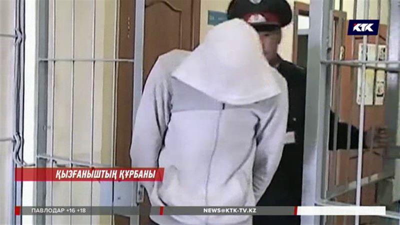 Астанада журналист келіншекті ұрып өлтірген күдікті ұсталды