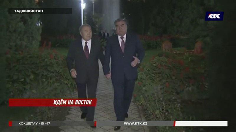 Главы стран СНГ душевно поговорили в Душанбе
