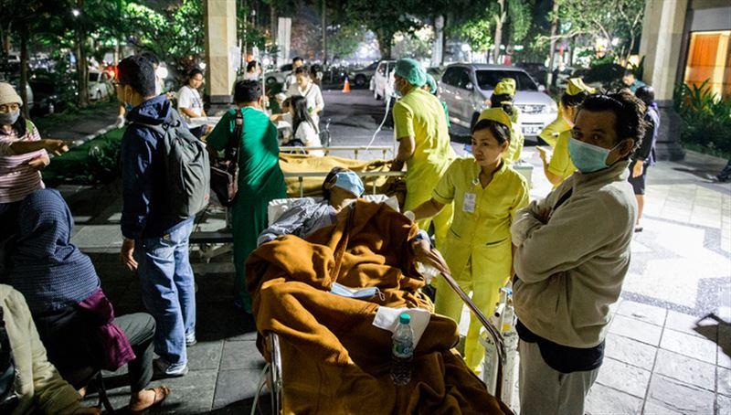 Цунами в Индонезии унесло жизни 48 человек