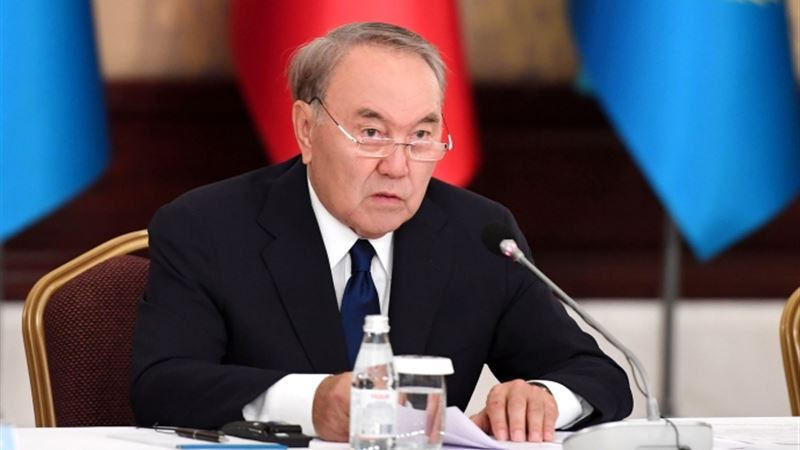 Нұрсұлтан Назарбаев Индонезия президентіне көңіл айтты