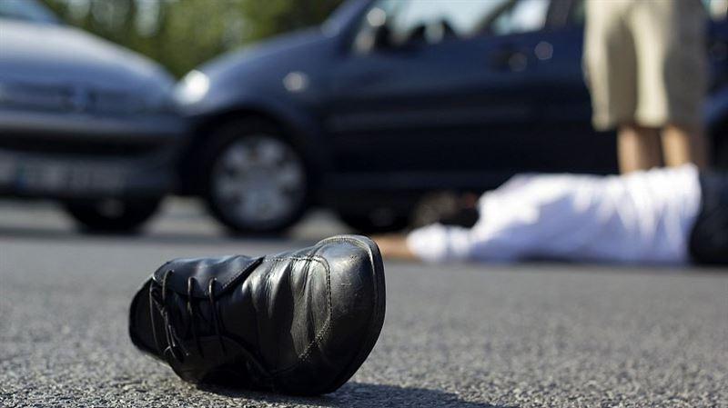 Полицейский на BMW насмерть сбил жителя Шахтинска
