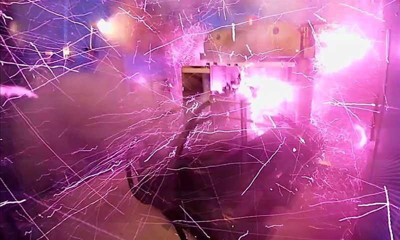 Ученые Японии случайно взорвали лабораторию
