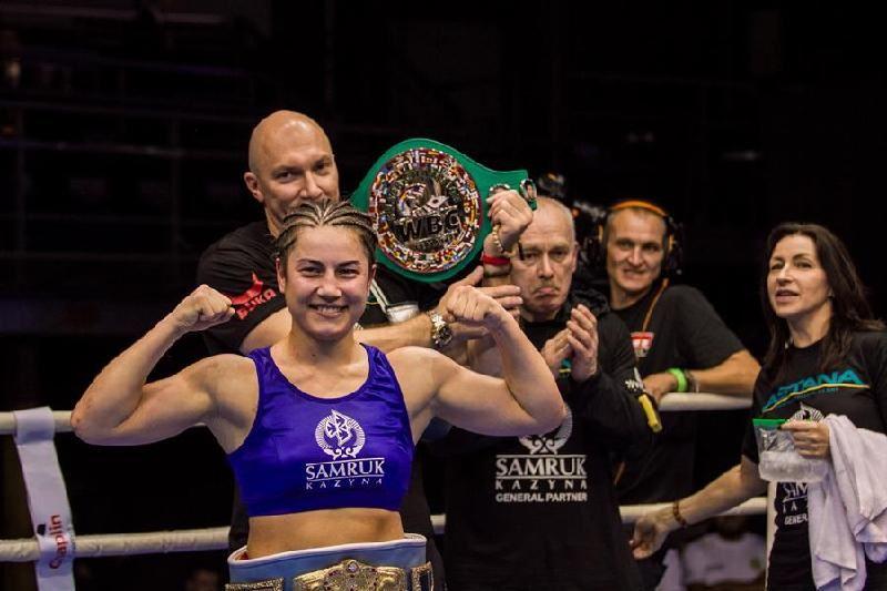 Фируза Шәріпова ең сұлу спортшылар тізіміне енді