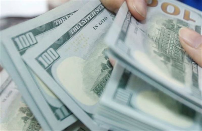 Внешний долг Казахстана сократился на 2,2 миллиарда долларов