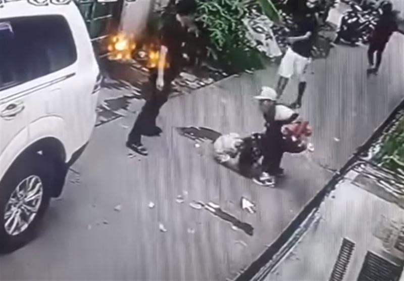 Восьмилетняя школьница попыталась остановить вооруженных грабителей