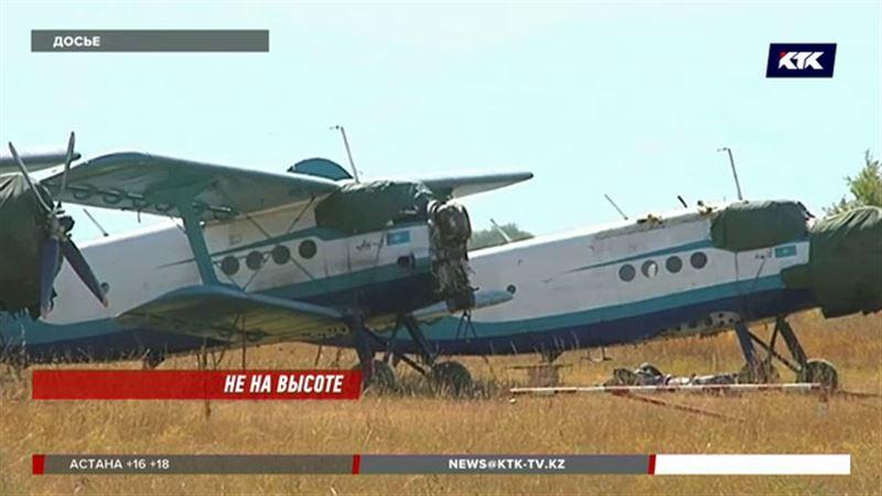 Работа двух казахстанских авиакомпаний приостановлена