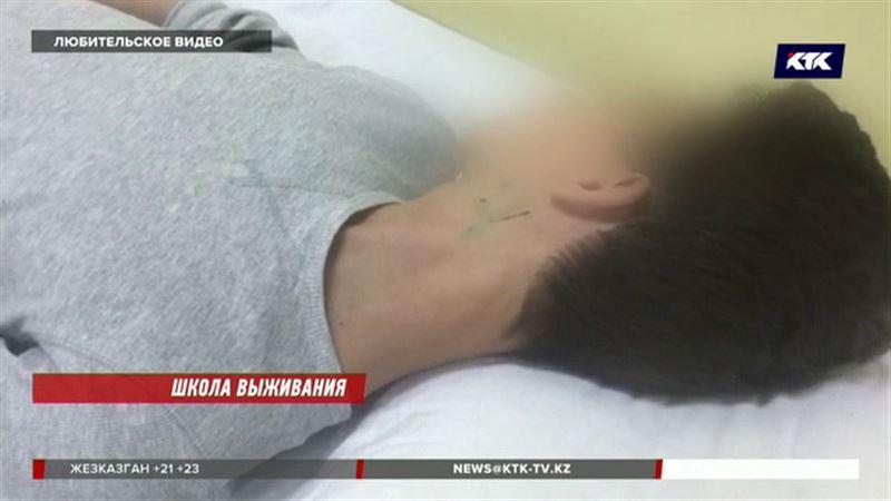 Потасовка в алматинской школе закончилась для ученика больничной койкой