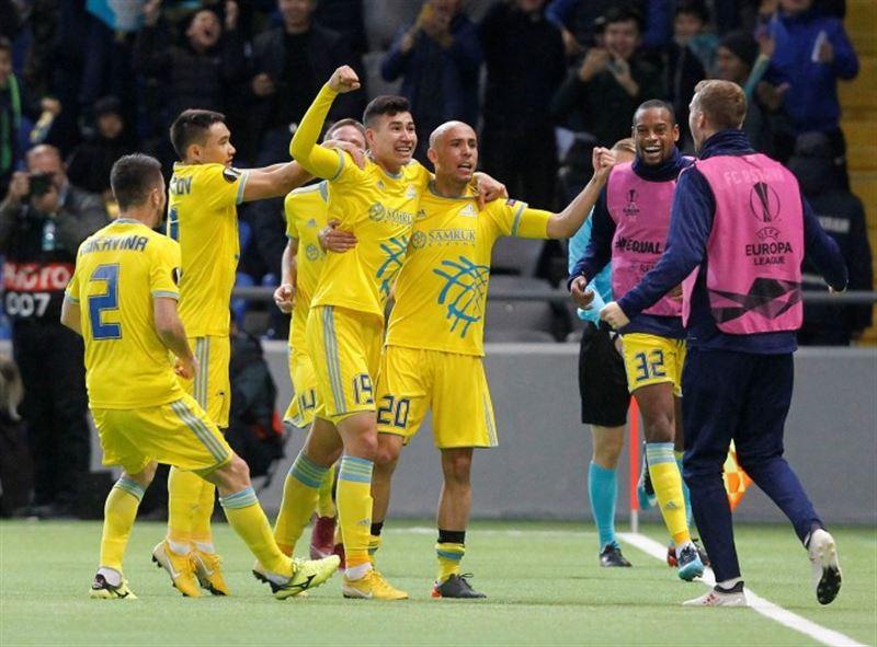 ФУТБОЛ: «Астана» француздық «Ренн» командасын жеңді