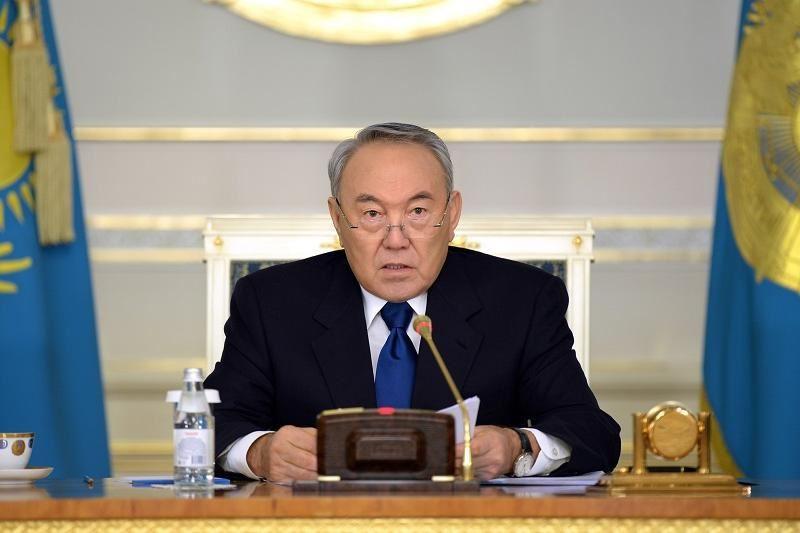 ОНЛАЙН: Нұрсұлтан Назарбаевтың Қазақстан халқына Жолдауы