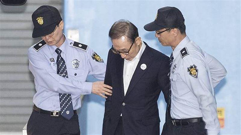 Суд вынес приговор экс-президенту Южной Кореи