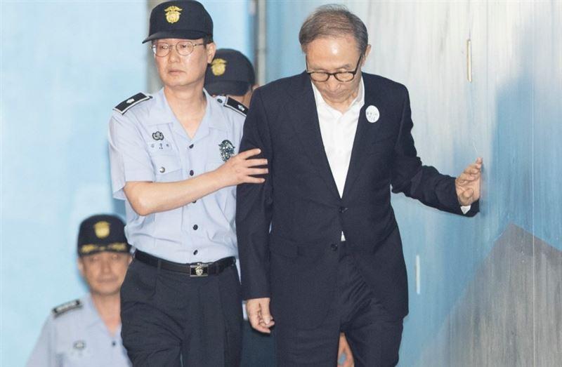 Оңтүстік Кореяның экс-президенті сотталды