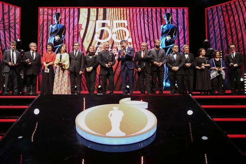 Самал Еслямовой досталась победа в номинации «Лучшая актриса» на кинофестивале в Анталье