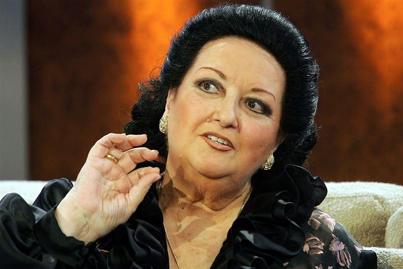 Скончалась оперная певица Монсеррат Кабалье