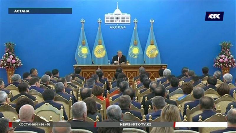 Отдачи от каждого тенге требует президент Назарбаев