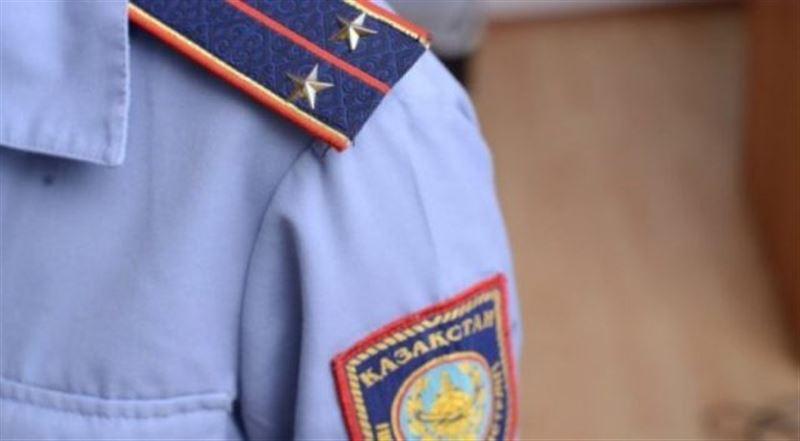 Қостанай облысында полицейдің өлі денесі табылды