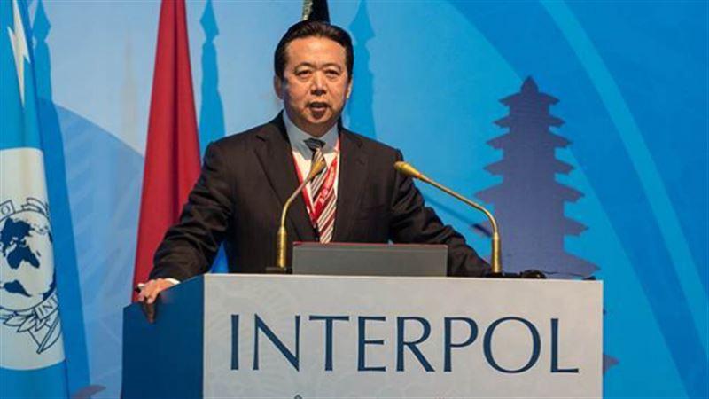Президент Интерпола Мэн Хунвэй отправлен в отставку