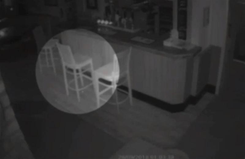 Хозяин паба запечатлел на видео призрак прошлой владелицы