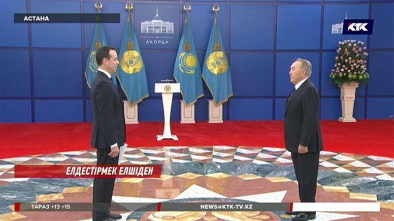 Назарбаев Еуроодақпен виза мәселесін тезірек шешуді ұсынды