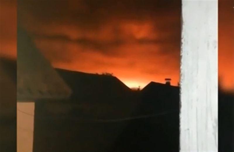 Более 60 человек пострадали в результате пожара в Черниговской области