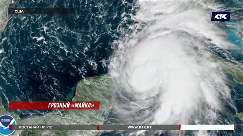 «Майкл» надвигается на Флориду, объявлен режим ЧС