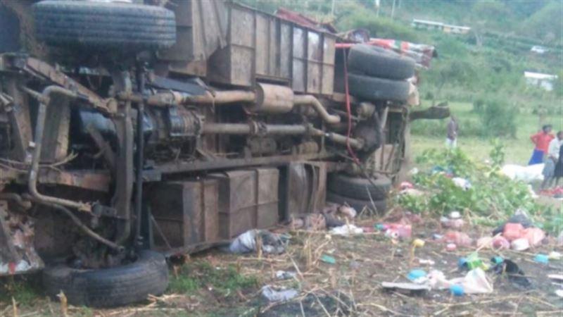 Не менее 50 человек погибли и 12 пострадали в ДТП с автобусом в Кении