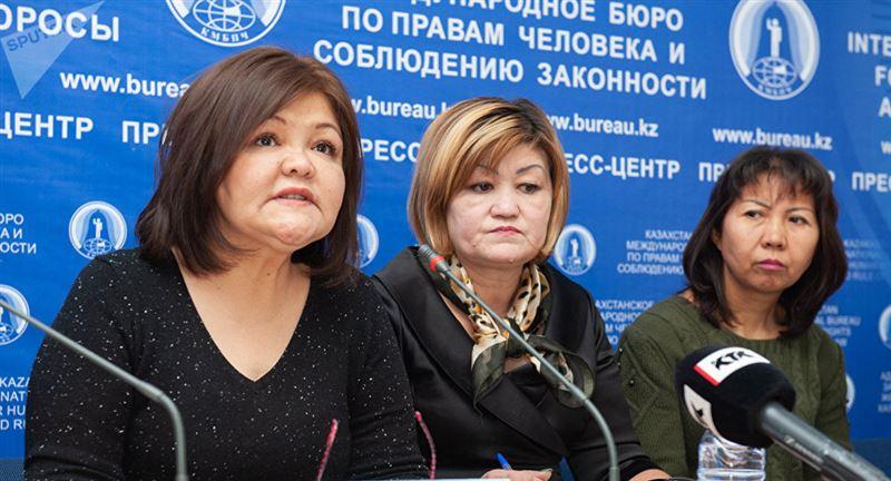 Адвокат Умарова готова подать в суд на прокуратуру Алматы за оскорбления