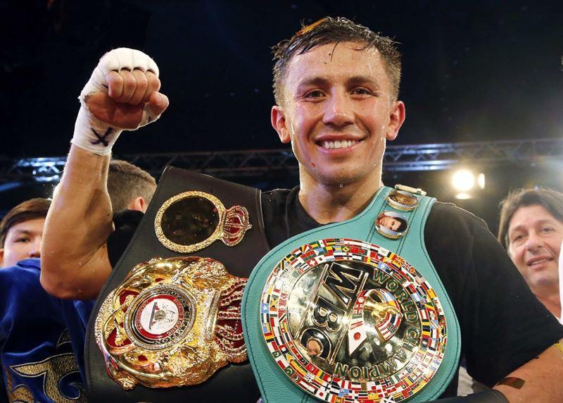 Головкин WBC рейтингінде бірінші орын алды