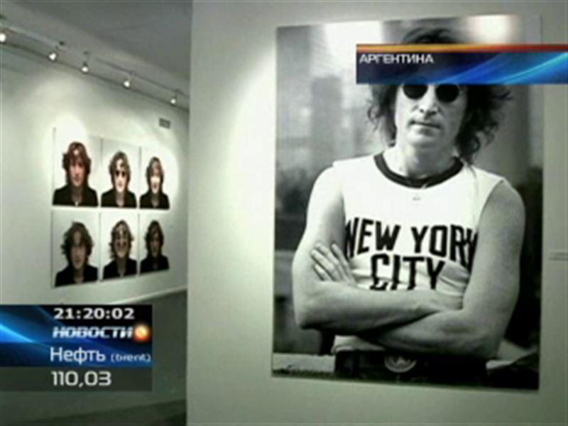 Рок-н-ролльная выставка открылась в Аргентине