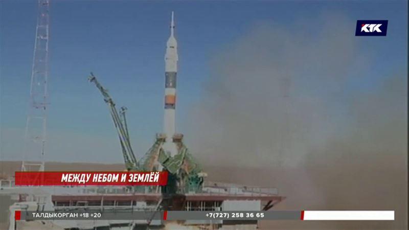 Катастрофа на Байконуре: «Союз» с космонавтом и астронавтом на борту не долетел до МКС