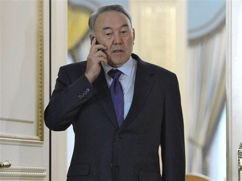 Президент Узбекистана позвонил Назарбаеву