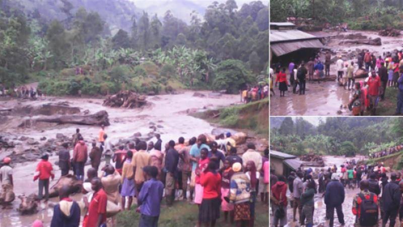 Из-за оползня в Уганде погибли более 30 человек
