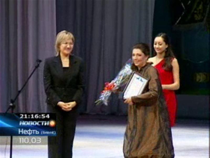 В Алматы в четвертый раз награждали лауреатов премии Фонда Первого Президента